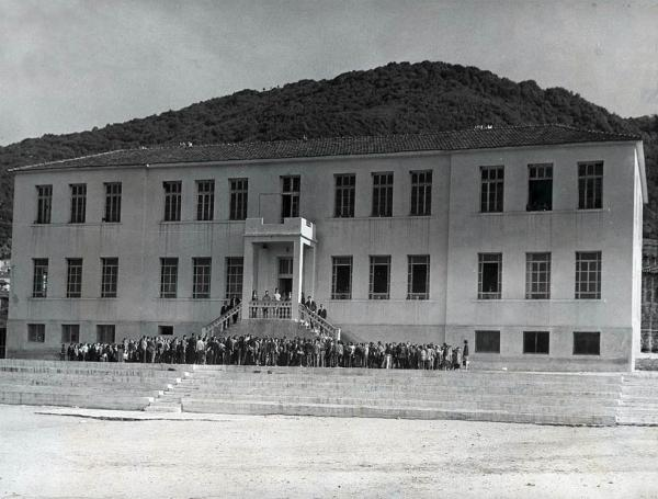 Το δημοτικό σχολείο που φιλοξενούσε
